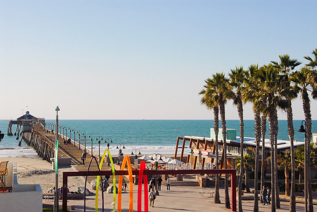 "Imperial Beach Pier (""Port of San Diego's Public Parks"" image via Port of San Diego)"